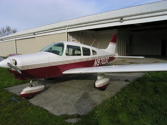 1978 Piper Cherokee Warrior II PA28-161